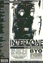 Interzone - Club Industrial